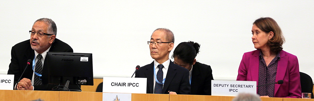 Специальный доклад Межправительственной группы экспертов по изменению климата (МГЭИК) «Суша и климат»
