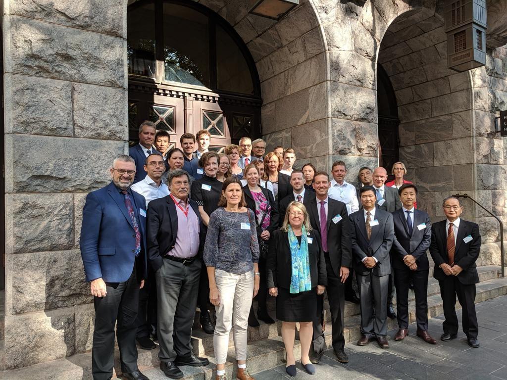 С 18 по 19 мая 2019 г. в Финляндии (г. Хельсинки) проходил 6-й международный семинар по выбросам черного углерода от морского транспорта (6th ICCT Workshop on Marine Black Carbon Emissions), посвященный регулированию транспортной деятельности и мерам по ограничению негативного воздействия на атмосферу и климат