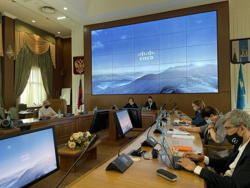 17-18 июня 2021 года проходит семинар по углеродной отчетности Сахалинской области, организованный Сахалинским климатическим центром совместно с Институтом глобального климата и экологии имени  академика Ю.А. Израэля (ИГКЭ)