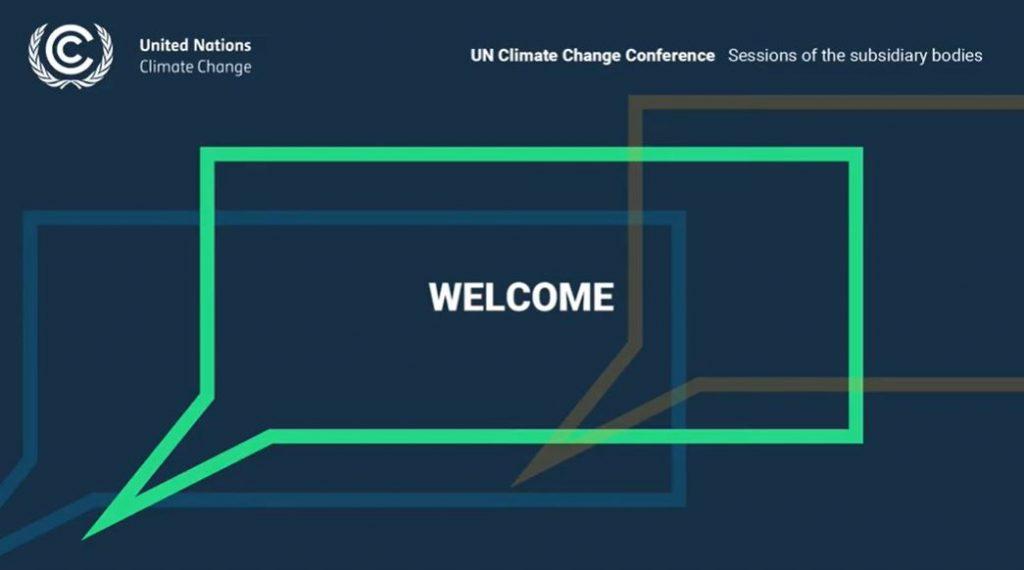 С 31 мая по 17 июня 2021 г. состоялась сессия Вспомогательных органов Рамочной конвенции ООН об изменении климата — Вспомогательного органа по осуществлению (ВОО) и Вспомогательного органа для консультирования по научным и техническим аспектам (ВОКНТА)